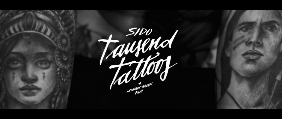 Tausend Tattoos – Sido