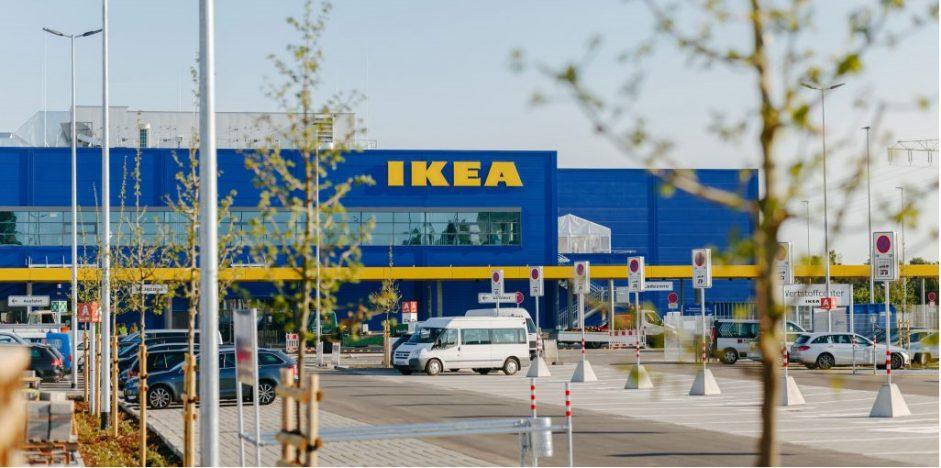 Möbel bei Ikea kaufen