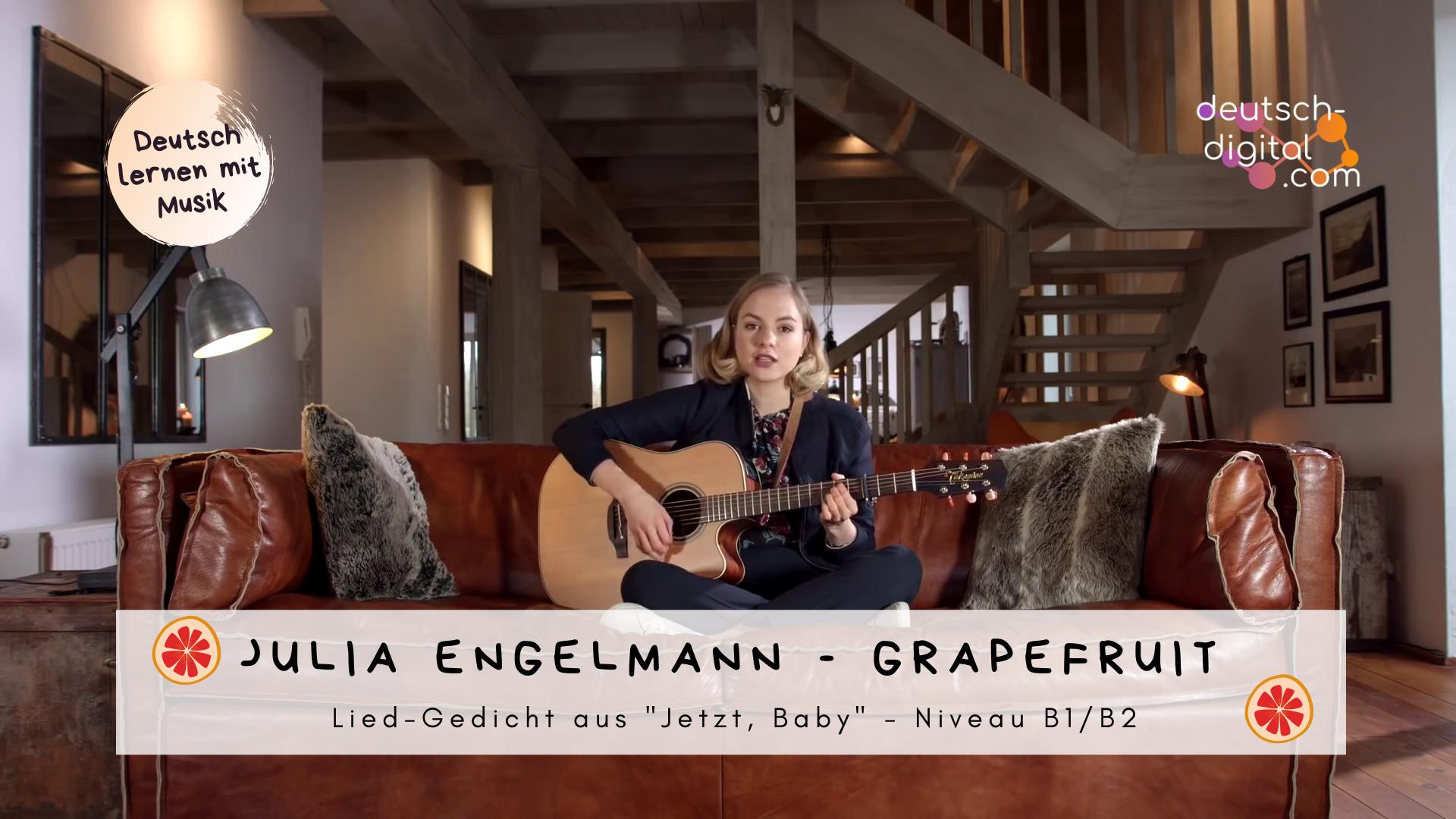 Grapefruit – Julia Engelmann
