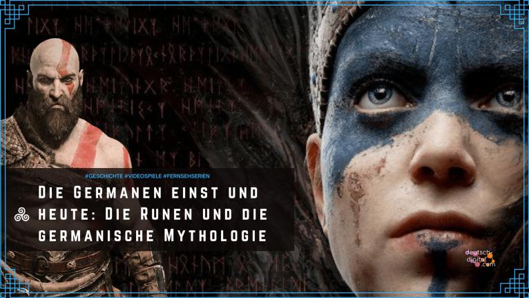 Die Germanen und die Runen