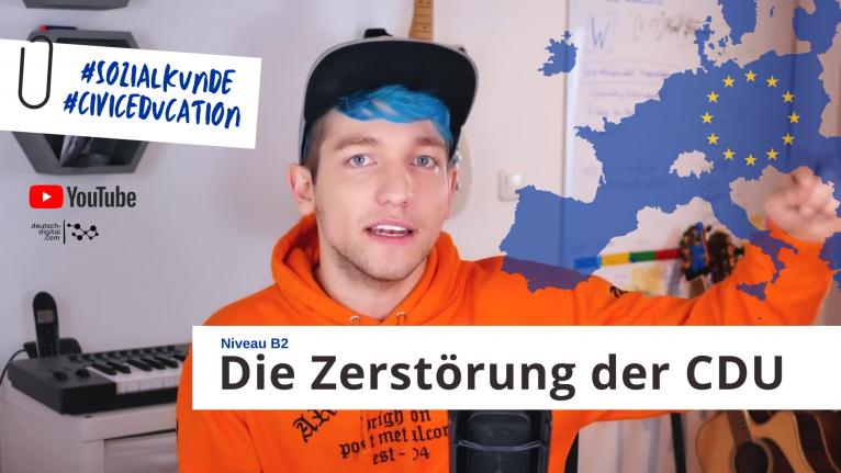 Rezo: Die Zerstörung der CDU
