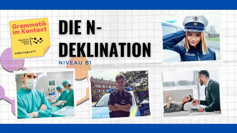 Die n-Deklination